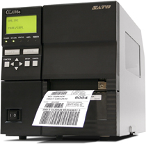 The GL series is the latest offering of printers from SATO.