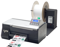 The VP485 uses four ink cartridges for more cost effective printing.